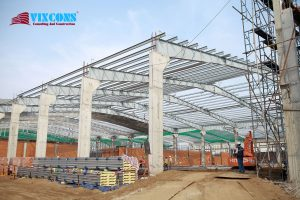 industrial factory design and construction company in Ho Chi Minh City