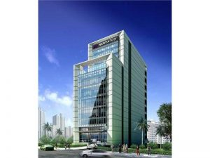 Office building construction company in Vietnam