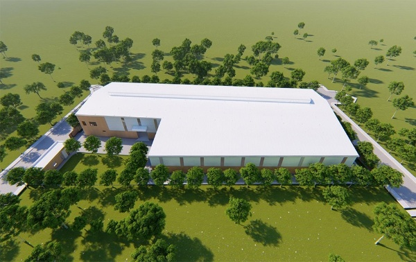 SEVICO VIETNAM FACTORY PROJECT