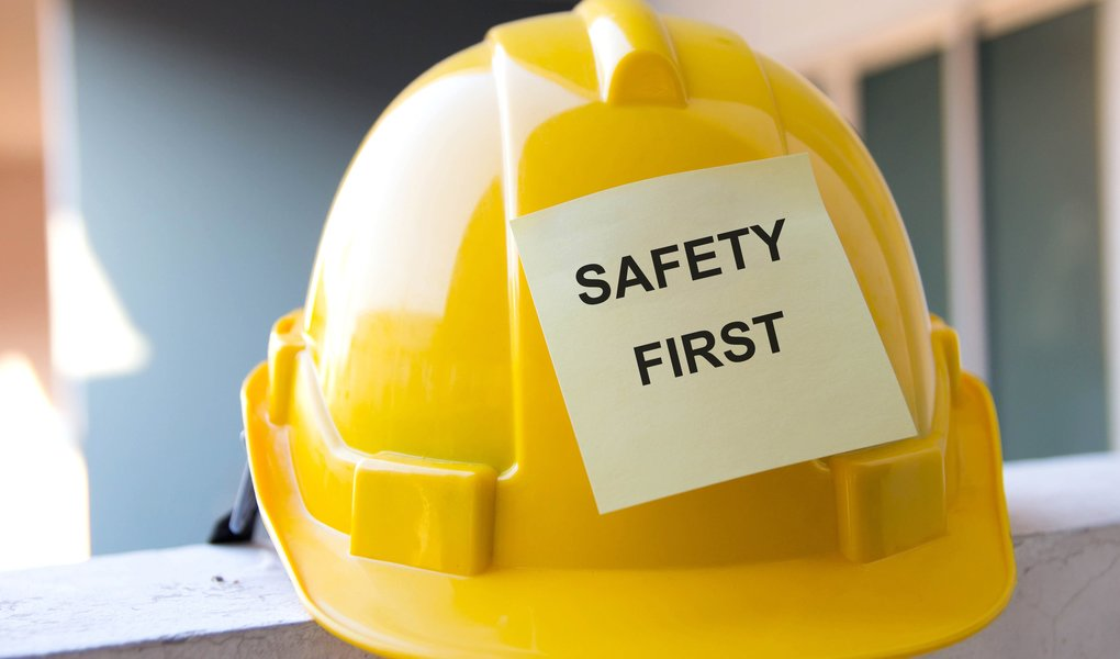 Safety- one of the principles of optimizing factory space