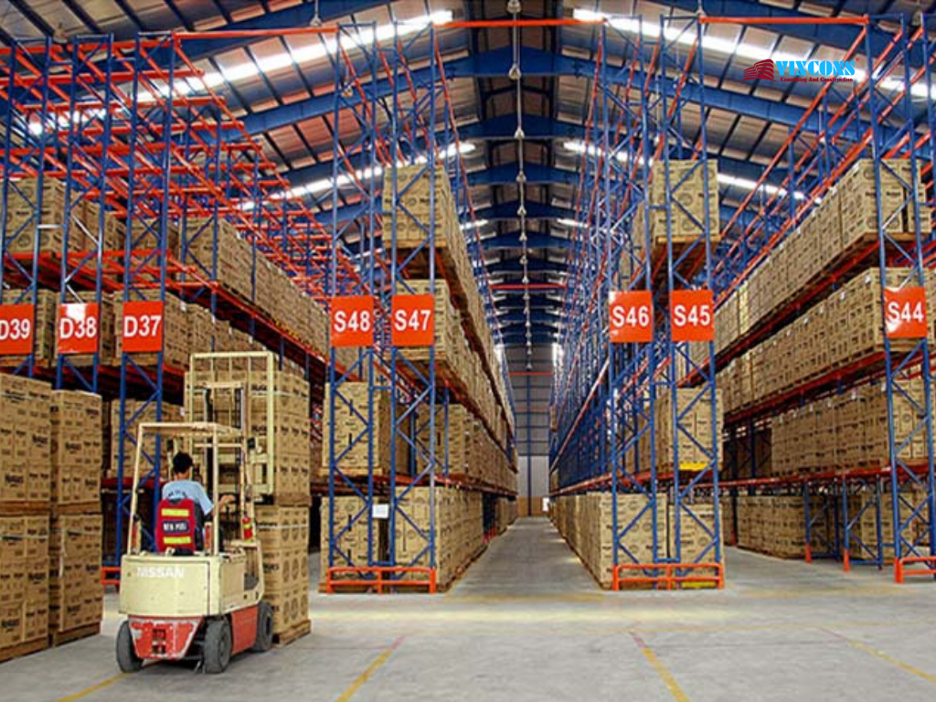 Optimizing the factory's warehouse space