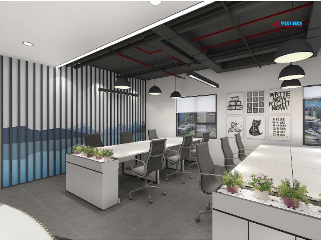 Basic principles to create ideal office design in 2021