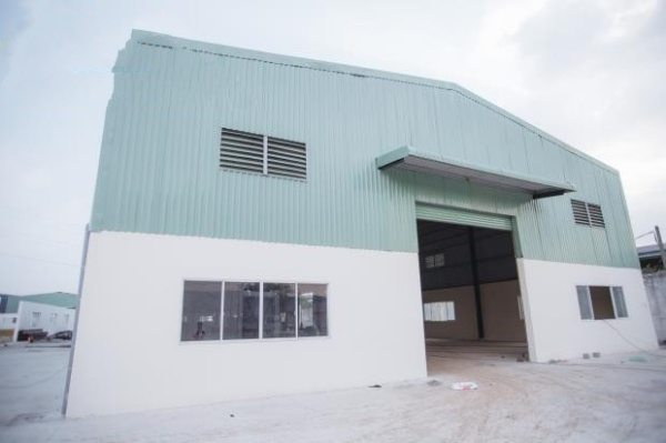 Another factory for sale in Long An