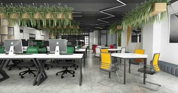 Criteria for choosing a reputable office design company