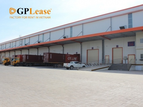 Factory for lease in Nha Be