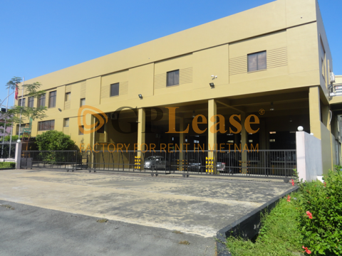 The factory for sale in Tan Thuan Export Processing Zone, District 7, Ho Chi Minh City