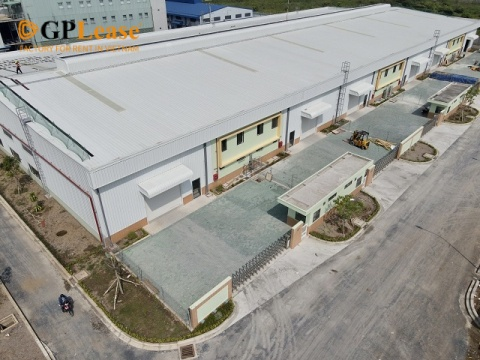 Factory for rent in Cu Chi District